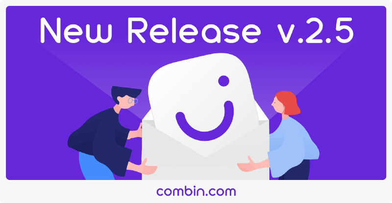 Combin Growth 2.5 — Integration with Combin Scheduler, Influencer's ER And More!