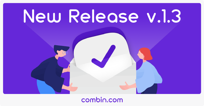 Combin Scheduler 1.3 — See What's New