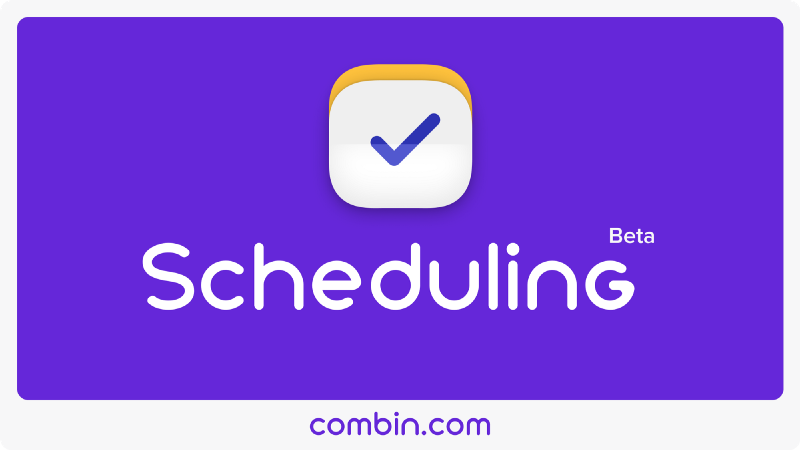 Combin Scheduler Beta, Our Instagram Content Planner is Now Out