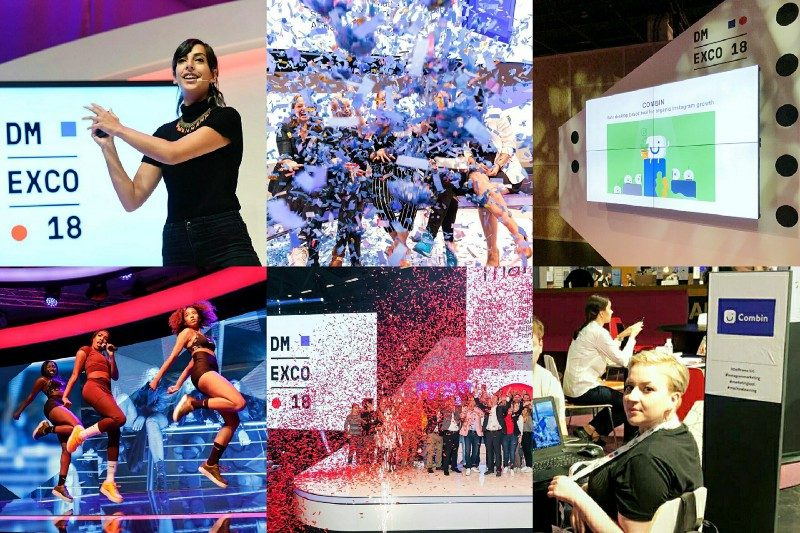 DMEXCO 2018: Combin Experience