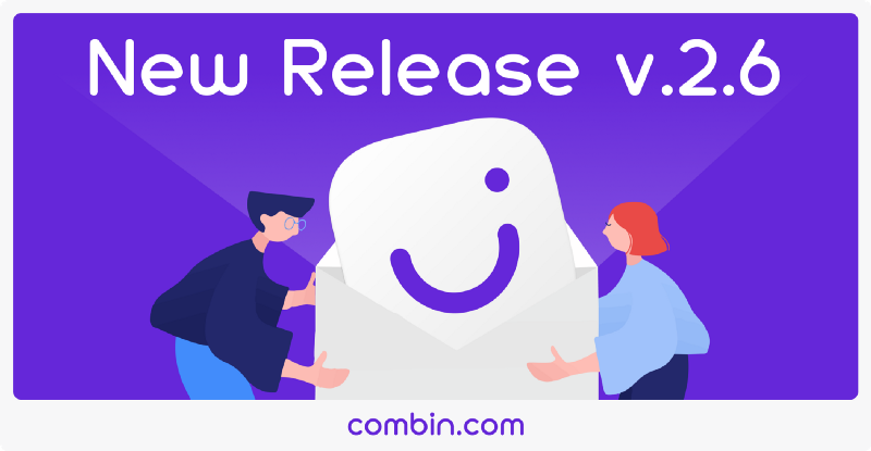 Meet New Combin Growth 2.6 with Trial Period