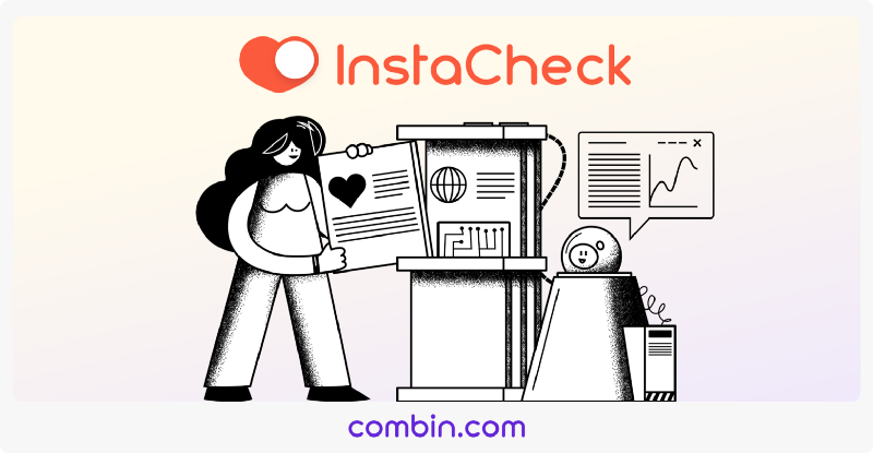 Review an Influencer's Instagram Account and Content Quality with InstaCheck by Combin
